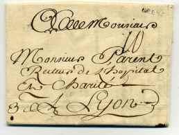 MP  CREST  Lenain N°2  / Dept 25 Drome / 1770 - 1701-1800: Precursores XVIII