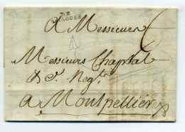 MP  DE TOULOUSE Lenain N°52  19x5mm /  1786 / - 1701-1800: Precursores XVIII