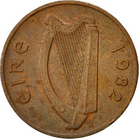 IRELAND REPUBLIC, Penny, 1982, TB+, Bronze, KM:20 - Ireland