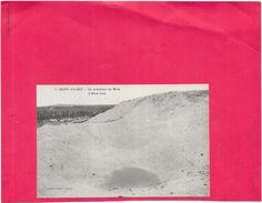 GUERRE 1914 - BERRY AU BAC - Un Entonnoir De Mine  - BORD1512  - - Guerre 1914-18