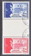 FRANCE  B 147 A   (o)  LEGION  TRICOLORE - France