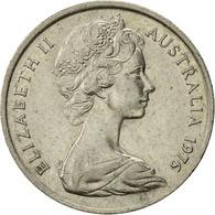Australie, Elizabeth II, 5 Cents, 1976, TTB+, Copper-nickel, KM:64 - Monnaie Décimale (1966-...)