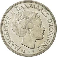 Danemark, Margrethe II, Krone, 1985, Copenhagen, TTB, Copper-nickel, KM:862.3 - Denmark