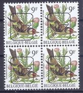 BELGIE * Buzin  PRE * Nr 832 P7a * Postfris Xx * TYPO PAPIER - 1985-.. Pájaros (Buzin)