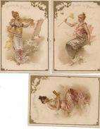 Chromo - Epicerie REISSIER à NIMES (30) Chocolat Du Planteur - Art Nouveau 1900 - Autres