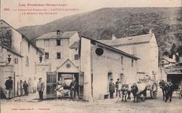 LATOUR-de-CAROL  - La Cerdagne Française - Le Bureau Des Douanes N°340 - Autres Communes