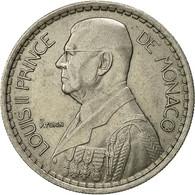 Monaco, Louis II, 10 Francs, 1946, Poissy, TTB+, Copper-nickel, KM:123 - Monaco