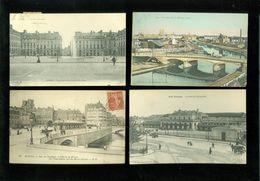 Beau Lot De 42 Cartes Postales De France  Rennes       Mooi Lot Van 42 Postkaarten Van Frankrijk  Rennes  -  42 Scans - Postcards