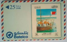 46BAHH Satmps Diving  25 Unts - Bahrain
