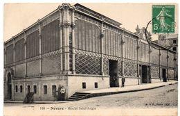 Nièvre - NEVERS - Marché Saint-Arigle - 1913 - Nevers