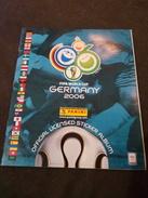 Album Panini Foot Allemagne 2006 - Panini