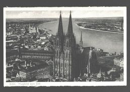 Köln - Flugbild Von SW - Kirchlengern