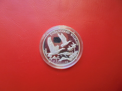 """BAHAMAS 5$ ARGENT 1994 QUALITE """"PROOF"""" - Bahamas"""