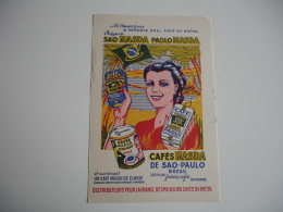 Sao Masda Paolo Masda Cafe Sao Paulo Buvard - Coffee & Tea
