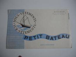 Petit Bateau  Au Coin Hussard Melun Buvard - Textile & Clothing