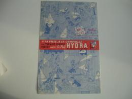 Illustrateur Dubout Pile Hydra - Accumulators
