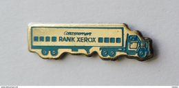 Pin's Informatique RANK XEROS Concessionnaire Camion - 40R - Informatique
