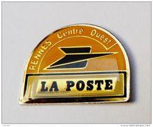 Pin's Rennes Centre Ouest La Poste - BR3/5 - Other