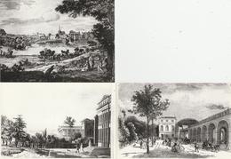17 /1 2 / 446  -   Les  Villages  D'  AUTEUIL  ET  DE  PASSY   ( 95 ) LOT  DE  5  CPM - Postcards