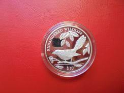 "FIDJI 10$  ARGENT 1995 QUALITE ""PROOF"" - Fiji"