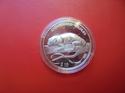 "FIDJI 10$  ARGENT 1997 QUALITE ""PROOF"" - Fiji"