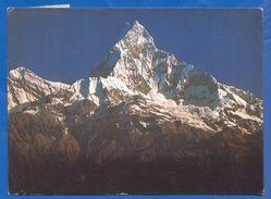Nepal; Machhapuchhare - Nepal
