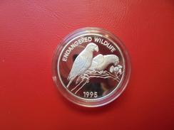 """JAMAIQUE 25$  ARGENT 1995 QUALITE """"PROOF"""" - Jamaica"""