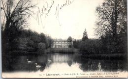 60 LIANCOURT - école De L'ile De France, Ancien Château - Liancourt