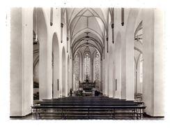 4176 SONSBECK, Kirche Maria Magdalena, Innenansicht - Wesel