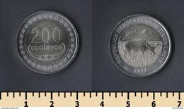 East Timor 200 Centavos 2017 - Timor