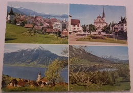ZUG – AM ZUGERSEE – 0897 – VIAGG. 1969 – (2086) - ZG Zoug