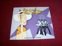 ELLE CAUSE PLUS ELLE FLINGUE  MICHEL AUDIAR  / ANNIE GIRARDOT - Classic