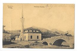 MACEDOINE  -  PRILEP  -  Türkische Moschée -   - L 1 - Macédoine
