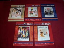 PROMO  5 DVD  CLASSIQUES ° LOS OLVIDADOS + LES MONSTRES + PAULINE A LA PLAGE + LE FANFARON + AFFREUX SALES ET MECHANTS - DVDs