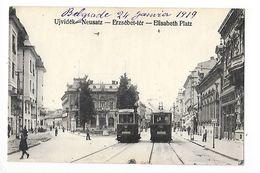 SERBIE  -  BELGRADE, Elisabeth Platz -    - L 1 - Serbie