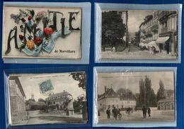Lot De 100 CPA De France. DE TOUT!!! Des Cartes Ordinaires Ainsi Que Des Intéressantes. Lot N°001 - Postcards