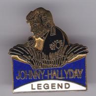 52648-Pin's.Johnny Hallyday - Celebrities