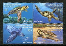 Cocos Keeling Islands, Yvert 389/392, Scott 336, MNH - Cocos (Keeling) Islands