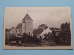 OVERLAER - De Kerk - L'Eglse ( V. Dutroux ) Anno 19?? ( Zie Foto's ) ! - Tienen