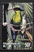 Mali - MNH - 1995 - Red-billed Streamertail (Trochilus Polytmus) - Hummingbirds