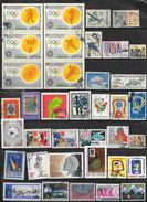 Piccola Collezione Di 188 Francobolli Mondiali Usati, Small Collection Of 188 Used World Postage Stamps, Petite Collecti - Francobolli