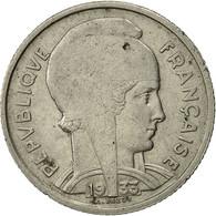 France, Bazor, 5 Francs, 1933, Paris, TTB, Nickel, KM:887 - France