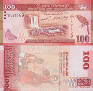 Sri Lanka 2010 - 100 Rupees - Pick 125 UNC - Sri Lanka