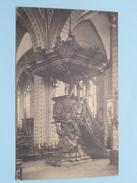 De Predikstoel Van O.L. VROUW Kerk Tamise / Temsche ( Th. Van Der Biest ) Anno 19?? ( Zie Foto's ) ! - Temse
