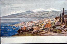 LIBAN LEBANON BEYROUTH VUE ILLUSTREE - Liban
