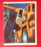 SOS FANTOMES - THE REAL GHOSTBUSTERS - N° 137 - IMAGE AUTOCOLLANTE PANINI - Panini