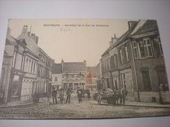 Bourbourg, Carrefour De La Rue De Gravelines, Tache Au Centre (B4) - Autres Communes