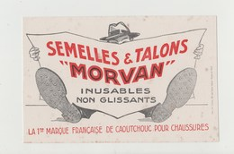 BUVARD SEMELLES ET TALONS MORVAN - Shoes
