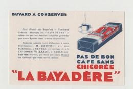 BUVARD CHICOREE LA BAYADERE - Coffee & Tea