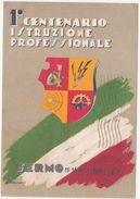 323 - 1° CENTENARIO ISTRUZIONE PROFESSIONALE FERMO OTTOBRE 1959 - Collector Fairs & Bourses